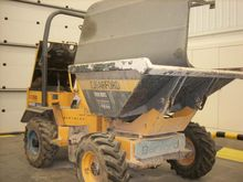 2006 Barford SXR3500 Site dumpe