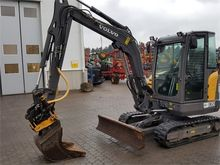 2010 Volvo EC35C Mini excavator