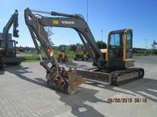 2008 Volvo ECR88 Midi excavator