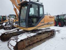 2007 Case CX210B Crawler excava