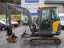 2013 Volvo EC35C Mini excavator