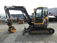 2010 Volvo ECR58 Mini excavator