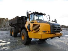2008 Volvo A35E Articulated Dum