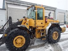 Used 2004 Volvo L120