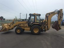 1997 Caterpillar 446B Backhoe L