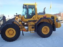 2012 Volvo L120G Wheel loader