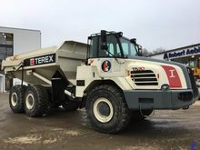 2009 Terex TA 30 Articulated Du