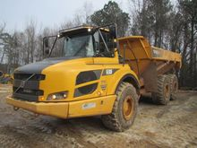 2014 Volvo A30F Articulated Dum