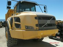 2012 Volvo A35F Articulated Dum