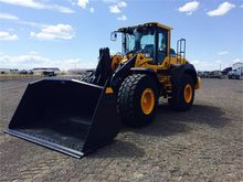 2015 Volvo L110H Wheel Loader