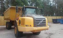 Used 2007 Volvo A25E