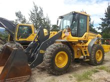 2008 Volvo L90F Wheel Loader