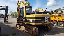 2000 Caterpillar 317BL Crawler