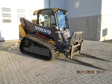 2014 Volvo MCT145 Tool carrier