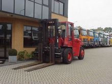 1997 Hyster FORKLIFT 10 TONS