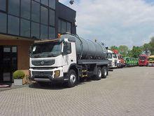 2015 Volvo FMX 370 6X4 VACUUM P
