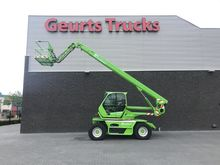 Merlo Articulated boom lift