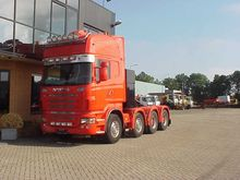 2007 Scania R 580 8X4 HEAVY DUT
