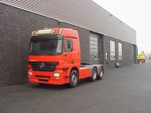 2004 Mercedes Benz 2650 6X4 TRA