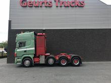 2007 Scania R 620 8X4 HEAVY DUT