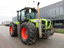 Used 2010 Claas Xeri