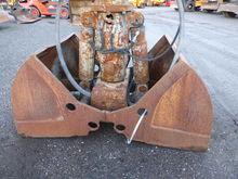 Used Bucket Clamshel