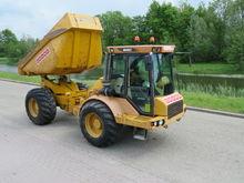 2007 Hydrema 912C 4x4 Dumper