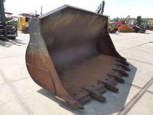 2012 Hardox Rock bucket
