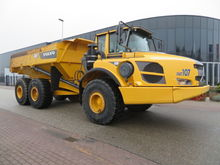 Used 2011 Volvo A35F
