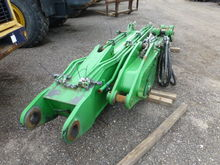 Used Boom Parts For