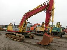 2008 New Holland Kobelco E215 B
