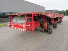 Used Scheuerle MPK 6