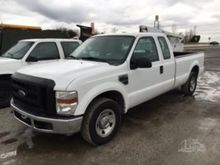 2008 FORD F250 SD