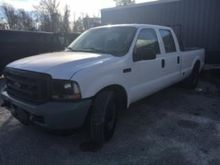 2003 FORD F350 XL SD