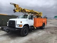 Used 1997 FORD F8000