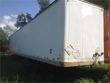 1995 STRICK S75 Trailer