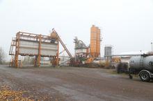 1990 Teltomat 100 asphalt plant