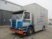 1983 Scania 112-320 (FULL STEEL