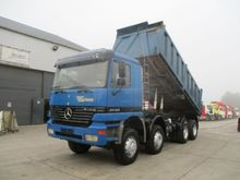 1999 Mercedes Actros 4140 (BIG