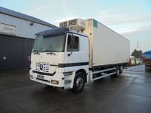 1998 Mercedes Actros 2535 (THER