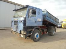 1986 Scania 112-360 (SUSPENSION