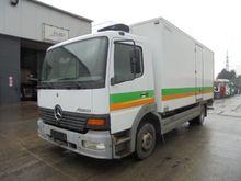 2000 Mercedes Atego 1023 (CARRI