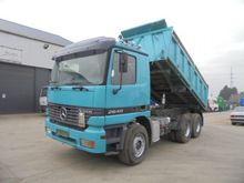 1999 Mercedes Actros 2640 (FULL