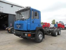 1990 MAN 26.372 (BIG AXLE / STE