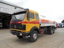 1990 Mercedes SK 2228 (BIG AXLE