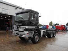 1999 Mercedes Actros 3348 (STEE