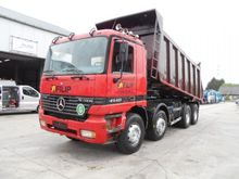 1998 Mercedes Actros 4140 (FULL