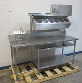 Commercial Refrigerated Condime