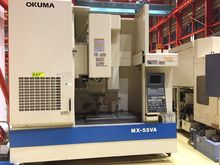 Used 1998 Okuma MX-5