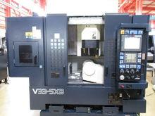 2008 Makino milling machine V33